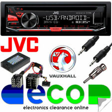 Unbranded Car Stereos & Head Units for Vauxhall CD