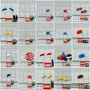 LEGO® Helmschmuck Feder Umhang Ritter 2524 2502 2526 Soldaten Piraten