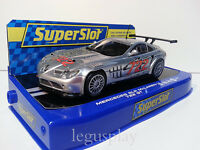 Slot Scx Scalextric Superslot H3010 Mercedes SLR Mclaren 722GT