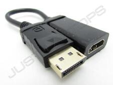 NUEVO DisplayPort macho hdmi hembra cable adaptador para Lenovo ThinkPad Mini