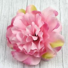 Pink Peony Artificial Silk Flower 15Pcs Fake Flores Head DIY Home Wedding Decor