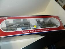 Williams Bachmann O Scale 40604 Baldwin 4-6-0 Locomotive and Tender MOB TBJ#163