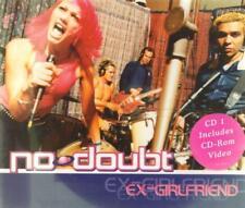 No Doubt(CD Single)Ex Girlfriend CD1-New