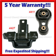 M341 Fits 2011-2014 Mazda 2 1.5L MANUAL Rear Torque Strut Mount & Trans Mount