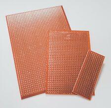 Strip Board Printed Circuit PCB Vero Prototyping Track Stripboard (Packs of 5)