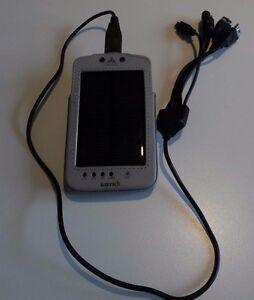 Vaude VD-2200 LP Solarladegerät