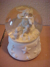 Dept 56 Snowbabies Practice Makes Perfect Musical Waterglobe New in the Box Snow