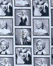 "72"" Marilyn Monroe Waterproof Fabric Shower Curtain, New, Free Shipping"