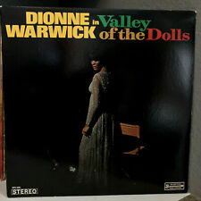"""New listing Dionne Warwick - Valley Of The Dolls - 12"""" Vinyl Record - Ex"""