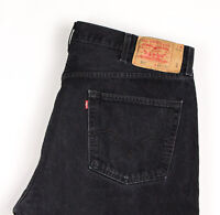 Levi's Strauss & Co Hommes 501 Jeans Jambe Droite Taille W40 L32 BCZ526