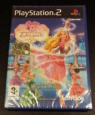 BARBIE le 12 Principesse Danzanti PS2 edizione italiana prima stampa New&Sealed