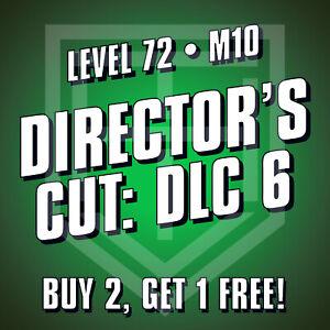 Borderlands 3 [DIRECTOR'S CUT DLC 6] Buy 2 Get 1! [M10 • LEVEL 72] ALL PLATFORMS