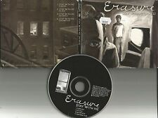 ERASURE Stay With Me w/ 3 RARE MIXES & CASTAWAY DUB Europe CD single USA seller