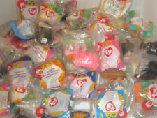 Huge Lot Set McDonald's Animal Pals Plush - Beanie Babies NEW Collectible, RARE