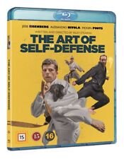 The Art of Self Defense Blu Ray