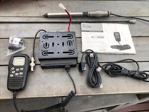 Icom IC-440 UHF CB Radio
