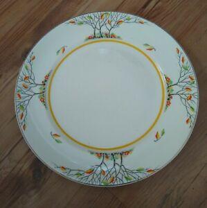 Vintage 1930s Art Deco Tams Ware Dinner Plate Trees - Windwood VGC