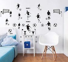 Fussball Kinderzimmer Wandtattoos Wandbilder Fur Jungen Gunstig