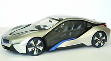 Licensed BMW i8  Scale 1:14 Remote Control RC Racing Car w/ LED Lights by Rastar