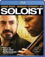 The SOLOIST Jamie Foxx Robert Downey Jr Blu-ray Disc BRAND NEW w/FREE SHIPPING!