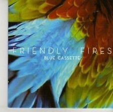 (CV302) Friendly Fires, Blue Cassette - 2011 DJ CD