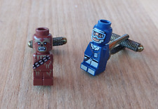 Gemelli da polso Camicia Lego Star Wars Chewbacca Cufflinks Shirt Star Wars Lego