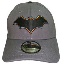 New Era 39THIRTY Fitted Hat DC Comics Batman Rebirth Logo 80th Size M/L