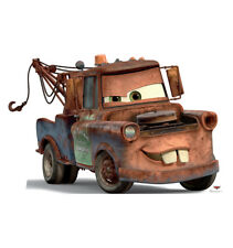 CARS MATER LIFE SIZE STAND UP FIGURE PARTY DECOR KIDS ANIMATION PIXAR MOVIE COOL