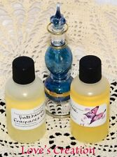 Lot Of 5 Fragrance Oils-3 oz Great For Candles & More!