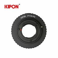 Kipon Adapter for Pentax 110 P110 Lens to Fuji X Mount Camera X-Pro1 X-E1 X-T1
