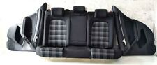 GENUINE 2013+ VW GOLF MK7 GTD COMPLETE INTERIOR TARTAN SEATS WITH DOOR CARDS