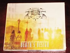 Diabolical Masquerade: Death's Design CD 2007 Peaceville CDVILED162 Digipak NEW