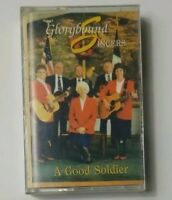 Glorybound Singers A Good Soldier Audio Cassette Christian Music (1993)