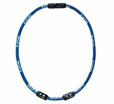 Trion Z Magnetic Ionic Necklace Blue Size Small  NEW!!