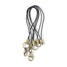 Cell Phone Lanyard Cords Strap Lariat Mobile With Lobster Clasp DIY Split Ring