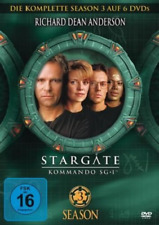 DVD STARGATE: SG. 1 - SEASON 3, Good DVD, ,