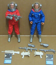 1/6 Rare Power Team Space figures G.I. Joe 1/6 Adventure team falcon Action man