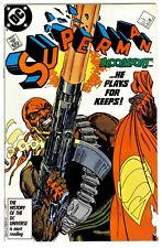 SUPERMAN Vol.2 #4(4/87)1st BLOODSPORT(*SUICIDE SQUAD MOVIE)CGC IT(9.8)JOHN BYRNE