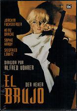 El Brujo (Der Hexer) (DVD Nuevo)