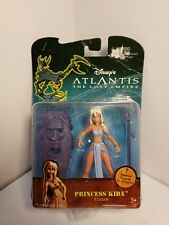 Disney Atlantis The Lost Empire Princess Kida Mattel Action Figure