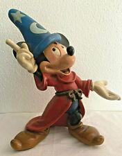 RRR  Große Mickey Mouse Figur, 55cm hoch, Original Disney, Zauberlehrling