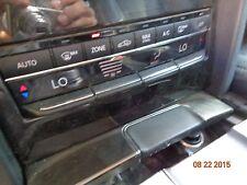 2010-2013 Mercedes-Benz W212 E350 E550 E63 AMG Climate heater AC Control panel
