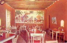The Fiesta Room of La Posta In Old Mesilla - New Mexico