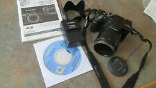 Panasonic LUMIX DMC-FZ5 5.0 MP Digital Camera 12X Optical Zoom Black
