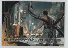 2004 Upper Deck Entertainment Spider-Man 2 #SMC-41 Shattered Dreams Card 1k3