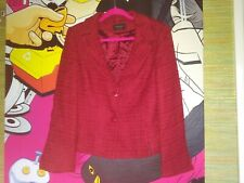 PRINCIPLES COLLECTION RED JACKET SIZE 14 GC