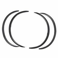 Carbon Fiber Cover Car Auto Wheel Eyebrow Arch Lips Strip Fender Flare Protector
