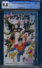 DC Nation (DC) CGC 9.8 Future State Preview Yara Flor cover appearance
