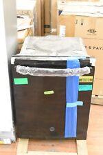 """Ge Gdt655Sgjbb 24"""" Black Fully Integrated Dishwasher Nob #46385"""