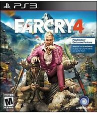 Ps3 Sony PlayStation 3 Game Far Cry 4 Limited Edition US Boxed